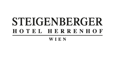 Sascha Zellinger kocht im Hotel Steigenberger Herrenhof in Wien - Logo