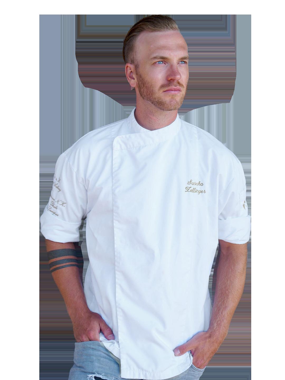 Sascha Zellinger Privat- oder Mietkoch Portrait Cuisine-Lifestyle
