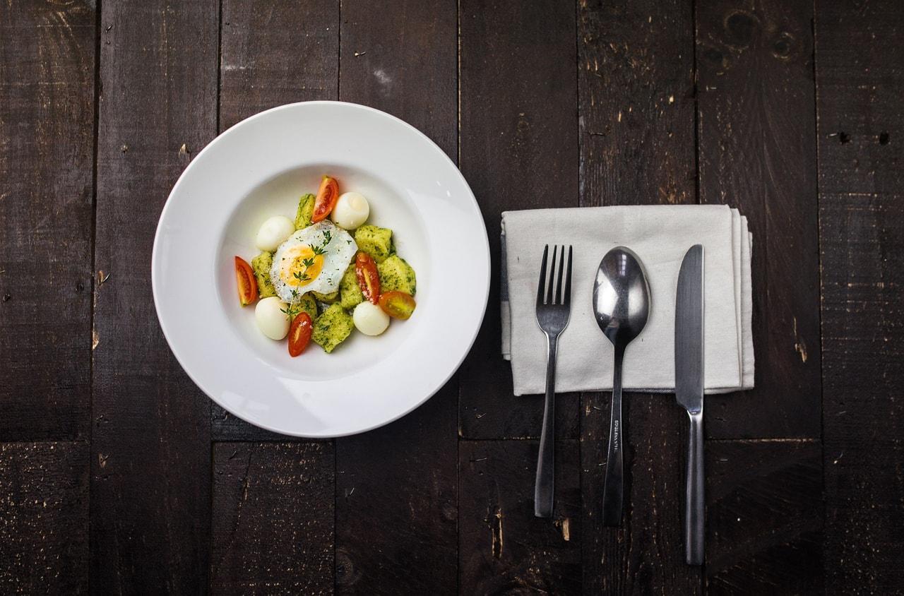 Cuisine Lifestyle - Kochkurs Quicky - großes Infobild, Keine Zeit zum Kochen? Kartoffel, Spiegelei, lecker, schnell und einfach