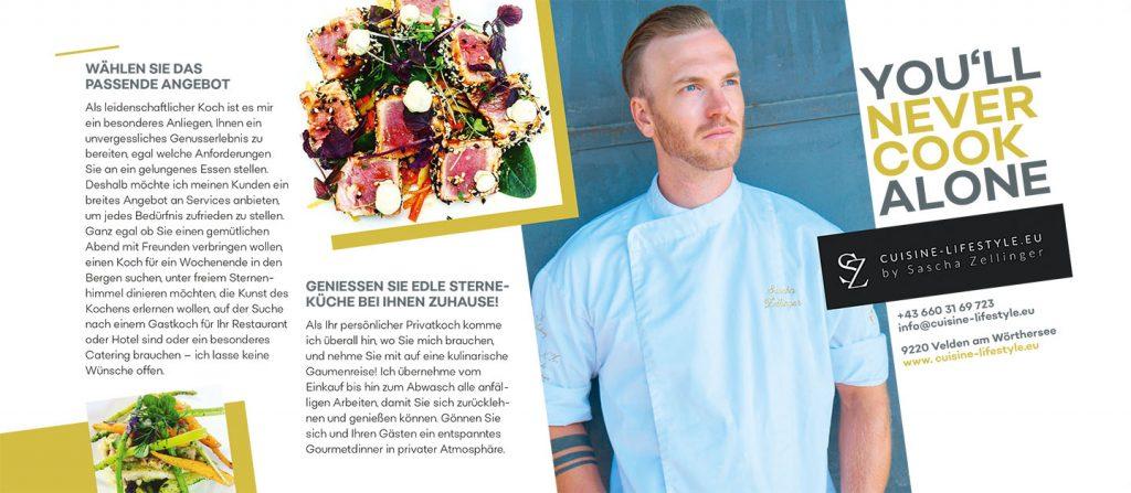 Cuisine-Lifestyle im Trendguide Wörthersee -2018 - Junge Kapitäne