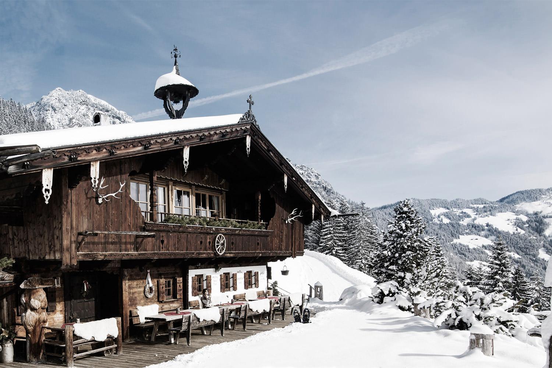 Sascha Zelllinger - Privatkoch, Mietkoch für Chalet und Lodge - Partnerbetrieb Bischofer Alm Alpbach/Tirol - Luxuschalet Winter in Tirol