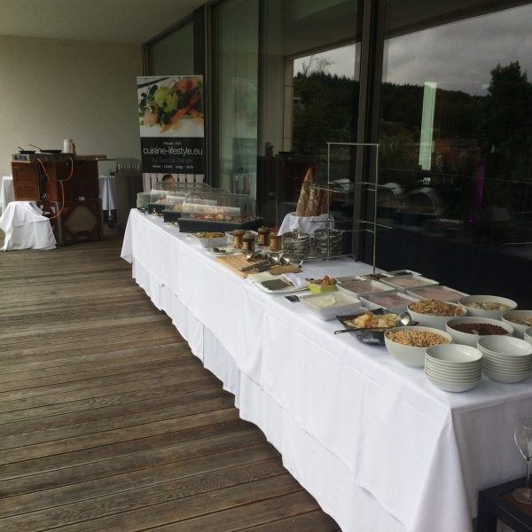 Cuisine Lifestlye - Catering Buffet
