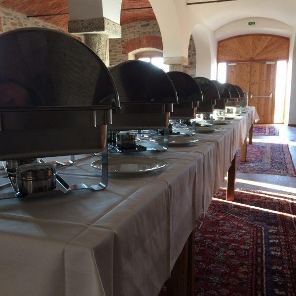 Cuisine Lifestlye - Catering für warme Speißen